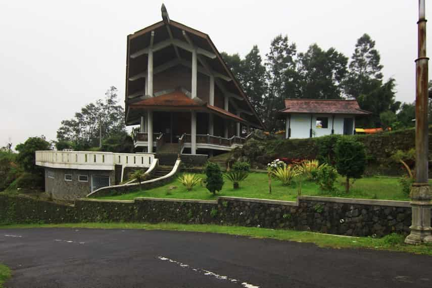 Dieng Plateu Theater