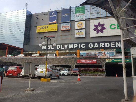 Mall Olympic Malang