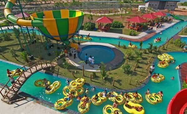 Queen Garden Waterboom Batam -min