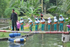 Outbound Karangsari Jogja